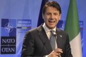 'جوزپه کنته' نخست وزیر ایتالیا : ما خواهان توقف ، تحدید و فروش سلاح به عربستان سعودی هستیم .