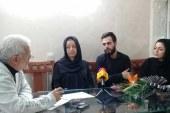 """نشستی با خانواده پیشکسوت فوتبال """" پهلوان مانا """" مرحوم علی جهانشیری / تجدید خاطره با حضرت استاد ."""