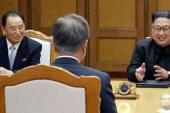 """ورود """" کیم یونگ چول """"  دست راست رهبر کرهشمالی به واشنگتن برای ملاقات با مقامات آمریکایی"""