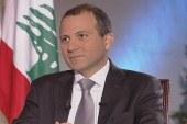 """"""" وزیر خارجه لبنان """" : ما  پول هایمان را به خارج دادیم و در مقابل سلاحی گرفیتم که یکدیگر را می کشیم."""