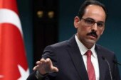 سخنگوی ریاست جمهوری ترکیه : اجازه نخواهیم داد روند خروج آمریکا از سوریه تبدیل به فرصتی برای گروههای تروریستی پ.ی.د/ی.پ.گ و غیره شود.