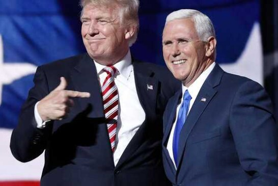 """"""" گیل کالینز"""" ، روزنامه نگار معروف آمریکایی : """" مایک پنس """" جانشین احتمالی """" ترامپ """" / ما به این رجز خوانی های عجیب در دولت """" ترامپ """" عادت کرده ایم."""