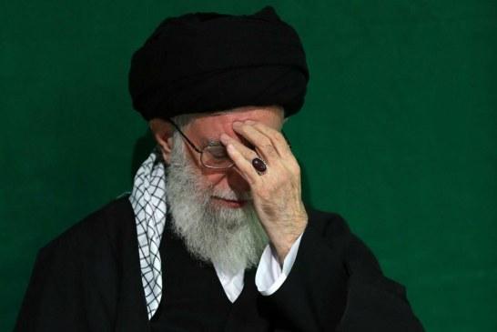 مراسم تعزیت شهادت حضرت صدیقه طاهره ( س ) در محضر رهبر معظم انقلاب