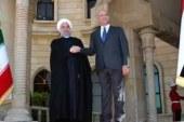 نیویورک تایمز به نقل از 'محمود المشهدانی' نماینده اهل تسنن عراق می نویسد : ایران بدنی کوچک با مغزی بزرگ است و ایالات متحده بدنی بزرگ با مغزی کوچک
