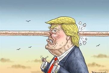 """"""" ترامپ در دیدار با همسر """" گوایدو """" : همه راه ها و گزینه های تضمین خروج روسیه از ونزوئلا مطرح است ."""