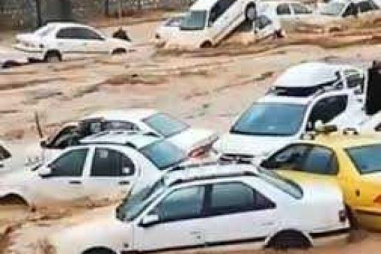 """دکترای منابع طبیعی و سیل در دانشگاه فردوسی مشهد : اگر سیلابها مدیریت شده بود، خسارات سیل اتفاق نمی افتاد… ! (به انضمام تصاویر انتخابی و قرابتی از """" رواپرس """")"""