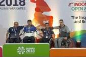 """تجلیل از قهرمانی جانباز سرافراز """" مجید عربی """" منتخب تیم ملی جانبازان و معلولین در پارالمپیک 2020 با حضور مسئولان و مردم پاکدشت"""