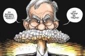 """"""" دیپلمات برزیلی """" : بولتون بدنبال زور مطلق است /  """" هیل """" : بولتون ذهن تعاملی ندارد …"""