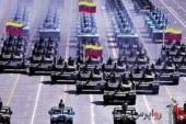 """آمریکایی «کوچک» گوش کن ما آماده ایم … / حمایت کامل ارتش ونزوئلا از """" مادورو """""""