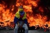 """دولت کاراکاس : اقدام """" گوآیدو """" تلاشی زننده با هدف توطئه چینی برای یک مداخله مسلحانه در کشور است ."""