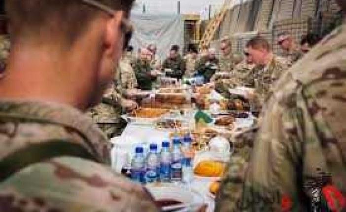 """ژنرال انگلیسی """" کریستوفر گیکا """" :  نه! هیچ تهدید جدیدی از سوی نیروهای مورد حمایت ایران در عراق و سوریه افزوده نشده است."""