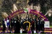 جشن قهرمانان فوتبال دختر ایران