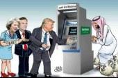 """"""" ترامپ """" : دلار بیش از حد گران است ."""