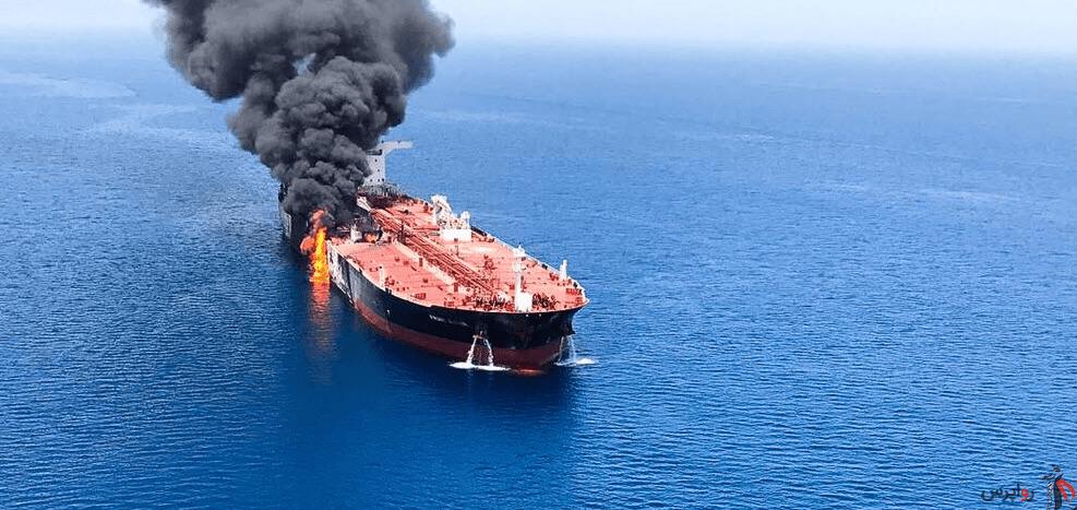 نشریه آمریکایی : بازیگران متعددی می توانند عامل حمله به نفتکش ژاپن باشند .