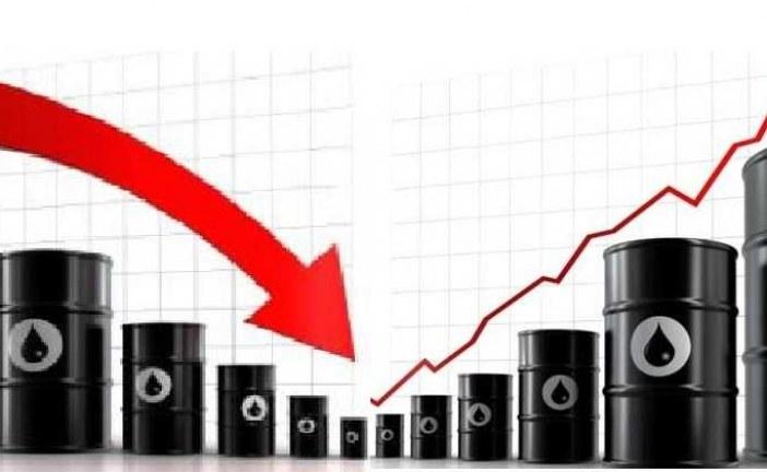 روند نزولی قیمت نفت
