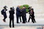 """ملاقات """" ترامپ """" و """" کیم """" در کره شمالی"""