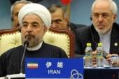 """"""" روحانی """" : اعضای برجام به تعهدات خود عمل کنند / در عراق و سوریه برای صلح جنگیده ایم ."""