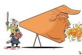 ادعای دیلی پست : به درخواست مقامات دولت باراک اوباما « ایرانیان  » وارد بازی ترامپ نشوند !!