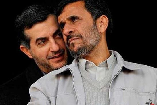 """"""" احمدینژاد """" : رنگ موهایم با ترامپ فرق میکند، مثل او هم پولدار نیستم ."""