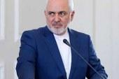 """"""" ظریف """" : توقیف نفتکش انگلیس مطابق با قوانین بینالمللی است ."""