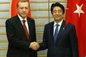 اردوغان: ژاپن خواستار کمک ترکیه در حل اختلافات ایران و آمریکا است .