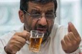 """دورهمی """" احمدی نژاد """" و """" ضرغامی """" با سِرو « کتلت » / گعده ضرغامی با سعید حجاریان !"""