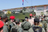 بزرگترین رزمایش نظامی ونزوئلا در اوج تنش ها با آمریکا آغاز شد .
