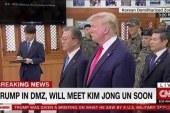 جزئیات سومین دیدار ۵۰ دقیقهای رئیسجمهور آمریکا و رهبر کره شمالی