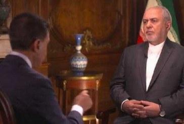 """"""" ظریف """" :  ما بر تنگه هرمز کنترل داریم / دلار سلاح جنگ اقتصادی آمریکا شده است ."""