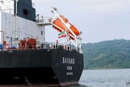 کشتی «باوند» سرانجام برزیل را به مقصد ایران ترک کرد .