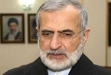 """"""" خرازی """" : ایران در دفاع از خود با کسی شوخی ندارد ."""