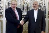 انگلیس: از تحریم آمریکا علیه ظریف حمایت نمیکنیم .