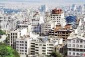 نقاط منجمد بازار مسکن تهران