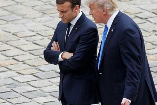 العربی الجدید:برنامه مکرون از همان ابتدا ترتیب دادن دیدار بین روحانی و ترامپ در نیویورک بود .