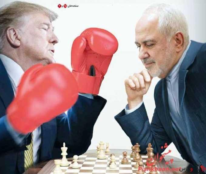 تحریم ظریف نشانه چیست؟ ( یادداشت کوروش احمدی )