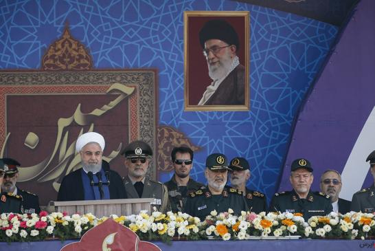 روحانی : آمادهایم از خطاهای گذشته همسایگان در منطقه بگذریم / ما اهل تعظیم و ذلت نیستیم