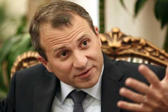 وزیر خارجه لبنان: نمیپذیریم که بخشی از مردم ما تروریست خوانده شوند
