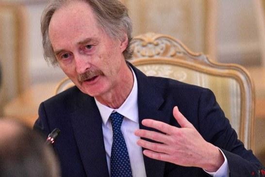 احترام به تمامیت ارضی و حاکمیت سوریه نقطه آغاز هر راه حلی است