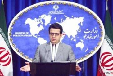 موسوی: انگلیس به جای متهم کردن ایران فروش سلاح به عربستان را متوقف کند