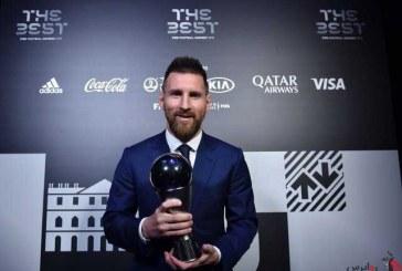 مسی با کنار زدن فان دایک و رونالدو بهترین بازیکن سال جهان شد