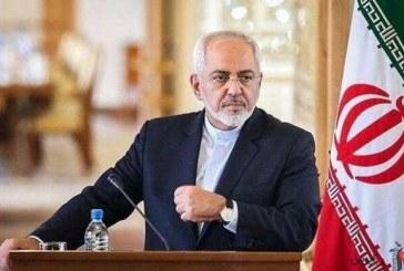 ظریف: آمریکا با تحریم ها مذاکره با ایران را غیرممکن می کند