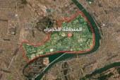 برخورد راکت به نزدیکی سفارت آمریکا در بغداد