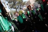 حرکت نمادین کاروان طایفه بنی اسد ( از نگاه دوربین مهسا عباسی )