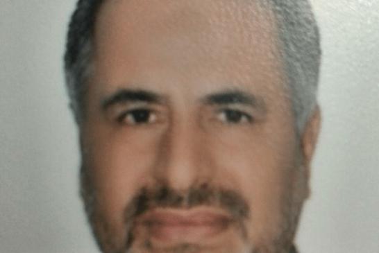 حاج مسعود « عزیز » در سوگ هجران خواهر آسمانی ات شکیبا باش