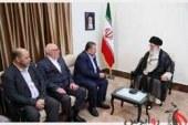 ایران پیشران عدالت و آزادگی است .