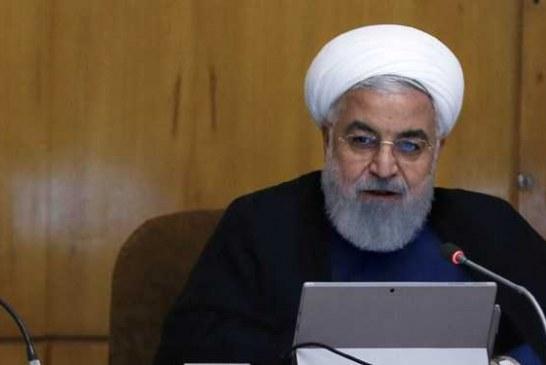 روحانی جزئیات طرح فرانسه و خودداری از مذاکره با طرف آمریکایی را تشریح کرد