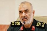 فرمانده کل سپاه: دستها و خاک کف پای مردم عراق را میبوسیم
