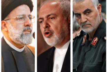 نظرسنجی مریلند / سردار سلیمانی همچنان در صدر محبوبترین چهرههای ایرانی