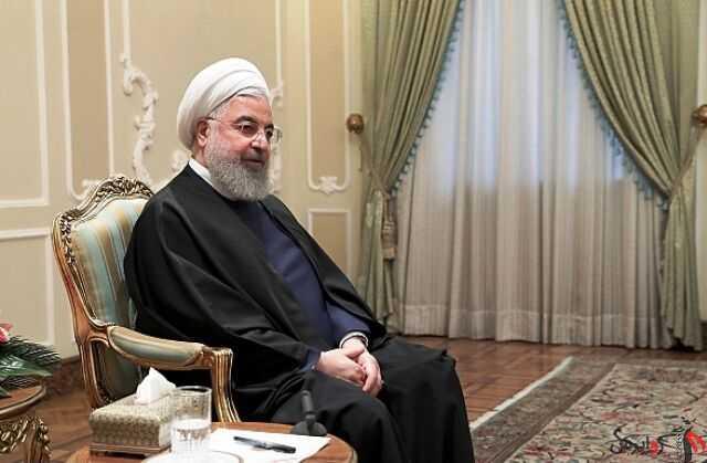 روحانی: رویکرد وزارت اطلاعات باید ایجاد جامعه امن باشد