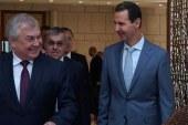 بشار اسد بر تلاش برای توقف تجاوز نظامی به کشورش تأکید کرد